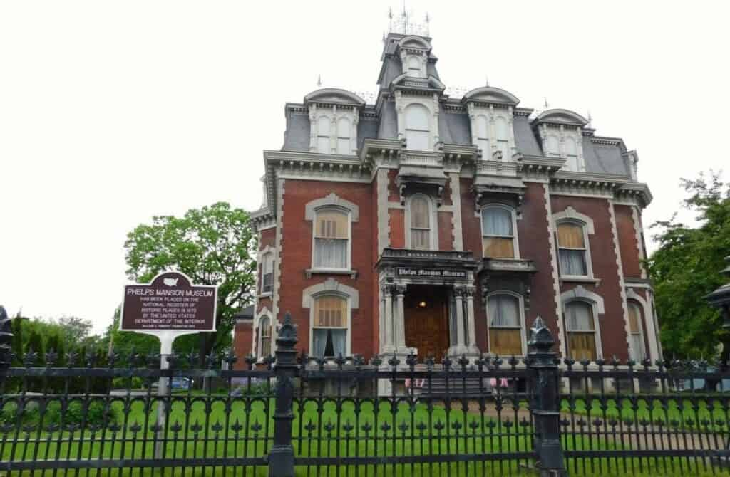 Phelps Mansion Museum, Things to do in Binghamton, New York