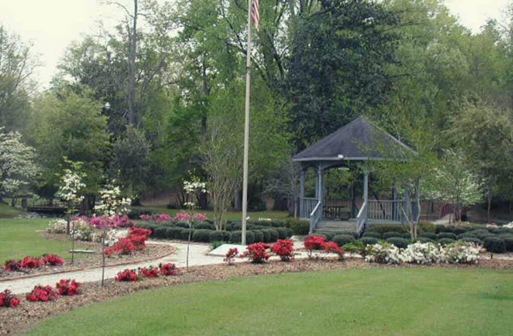 things to do in florence sc, timrod park