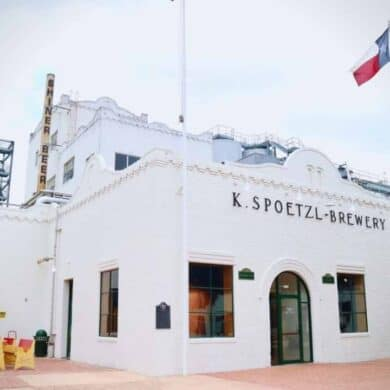 spoetzl brewery, Shiner Texas